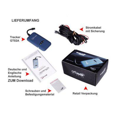 Car Locator GPS Tracker Tracking Transmitter Auto Monitoring GPS Tracking Device for Car