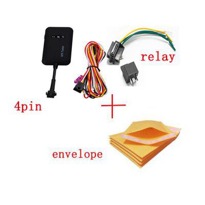 Mini Car Vehicle Car GPS Tracker Tracking Device with ACC Detection Cut Off Fuel