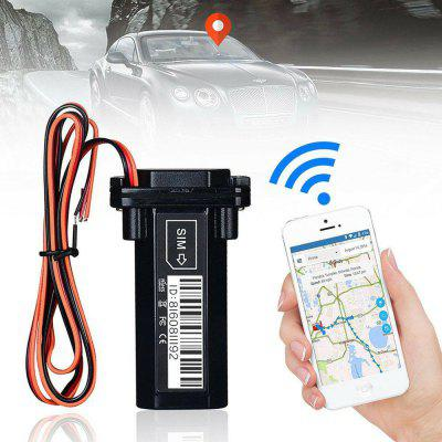 Realtime Car GPS Tracker GPRS GSM For Vehicle Motorcycle Tracking Device
