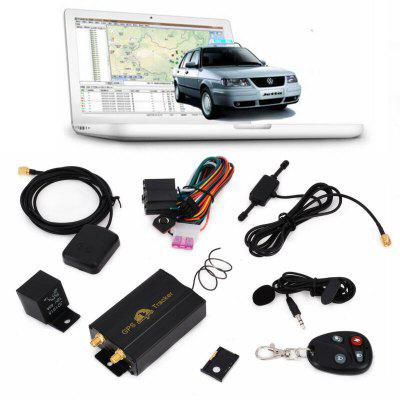 5X Mini GPS//SMS//GPRS Tracker TK103B Vehicle Car Realtime Tracking Device System