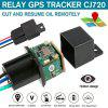 Car GPS Tracker Real Time Device Locator Remote Control Anti-theft Hidden 10-40V