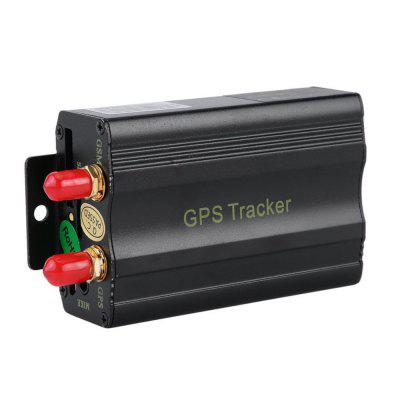 Mini Car GPS Tracking System Durable GPS SMS GPRS Vehicles Tracker Locator Device