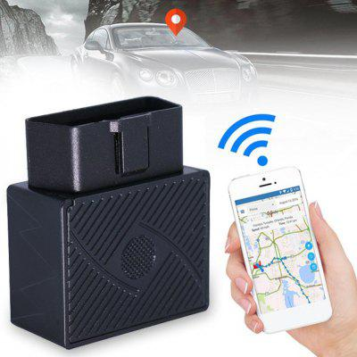 Car GPS Locator Satellite Tracking Tracker Car OBD Burglar Alarm Free Installation Device