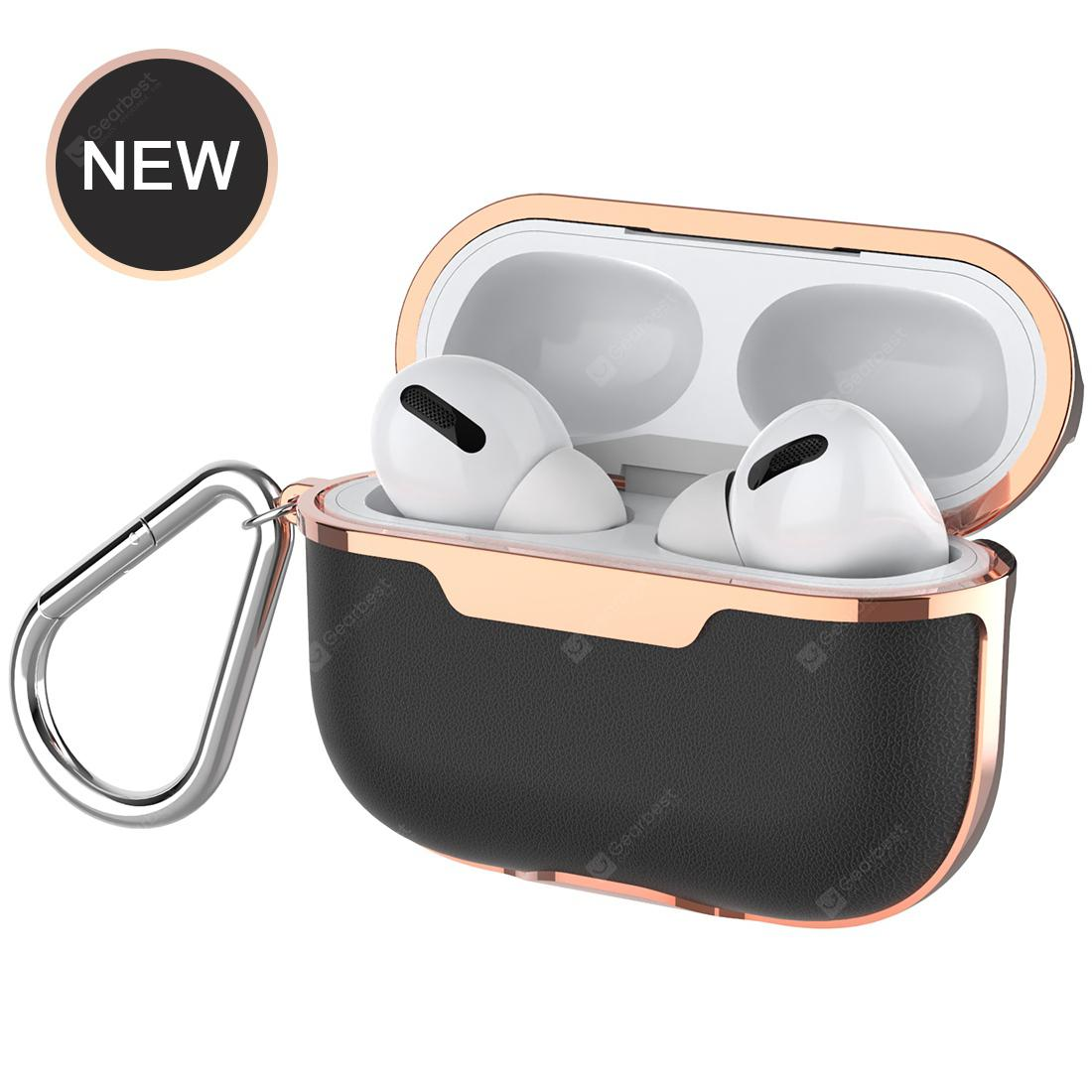 Replacement Wireless Cover for AirPods Pro 2 Case Imitation Leather Headset Cover
