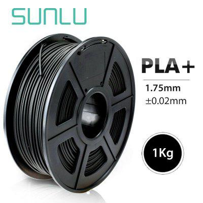 3D Printer Filament 1.75mm 0.02mm Tolerance PLA PLUS 1kg 2.2lb