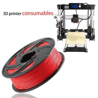 3D Printer Filament 1.75mm PLA ABS PETG Nylon PC ASA POM Carbon Fiber 220g