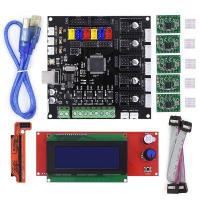 3D Printer Accessories KFB2.0 Main Control Mainboard 2004LCD Board