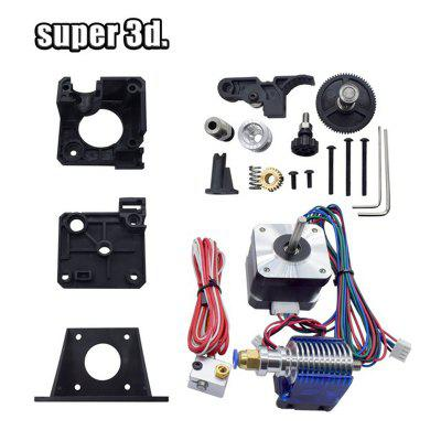 3D Printer Extruder 34H 12v V6 for Desktop FDM Reprap E3D V6 J-head Bowden 1.75mm Filament