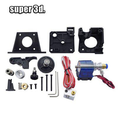 3D Printer Extruder with 12v V6 for desktop FDM reprap E3D V6 J-head bowden 1.75mm Filament