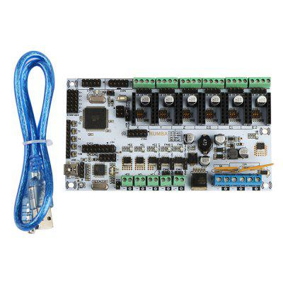 3D Printer Accessories RUMBA Main Control 12-35v Marlin Firmware MKS Mainboard Replacement
