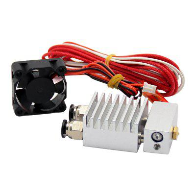 Best Extruder 3D Printer Extruder Head J-Head Dual Drive Extruder Multi Extruder 3D Printer Parts