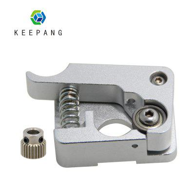 MK10 Remote Direct Extruder Part J-head Extrusion Left Hand Arm Full Metal Bowden 3D Printers Parts