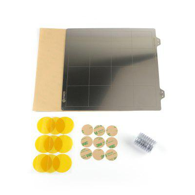 220x220mm Magnetic Hot Bed Build Surface Plate For Wanhao i3 Anet A8 A6 Ender 5