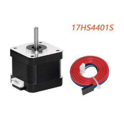 Dual Gear Mk8 Extruder for Ender 3 1.75mm 3D Parts Drive Feed Double Pulley