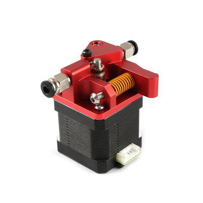 Dobule Pulley MK8 Dual Direct Drive Extruder Kit for Creality CR-10S CR10S PRO Ender-3 Ender 3PRO