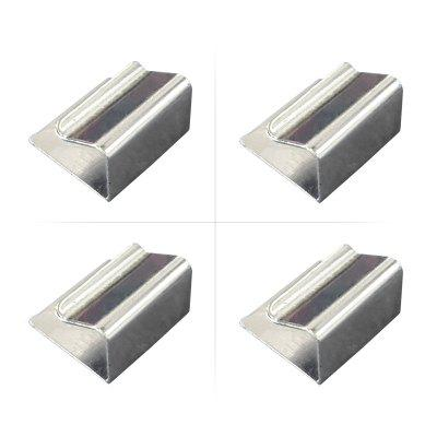 3D Printer Heated Bed Clips for 3D Printer Black Diamond Glass and Aluminum Plate