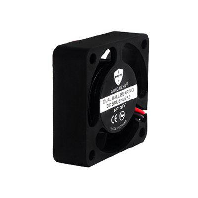 3D Printer Cooling Fan Quiet Silent For Ender 3 5 Pro Replacement Accessories without Power Supply