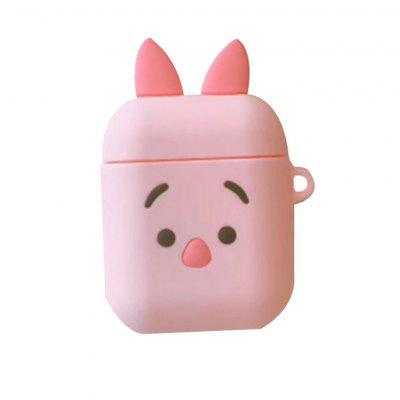 Cartoon Anime Bluetooth Wireless Headset For Airpods Silicone Case Drop-proof Back Cover