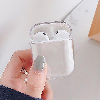 Transparent Cases For AirPods Clear Cases Wireless Earphone Protective Cover For Airpods 2 1