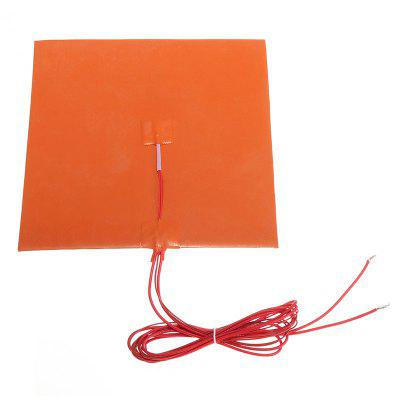 110V Silicone Heated Bed Heating Pad for 3D Printer Parts