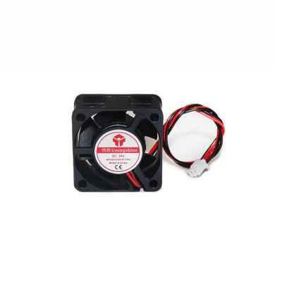 DC 24V Cooler Mini 4020 Mainboard Fan 40x40x20mm Small Cooling Fan for Ender 3 CR10 3D Printer