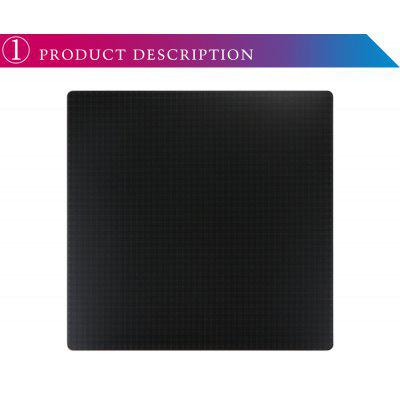 Ultrabase 3D Printer Platform Heated Build Surface Glass Plate Heated Bed for Anet A8 3D Printer