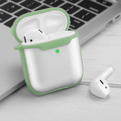 Transparent Matte For AirPods Case Clear For Airpods 2 Cool Case