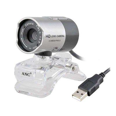 Webcamera PC Computer Night Vision Webcam USB Free Driver HD Camera With Microphone