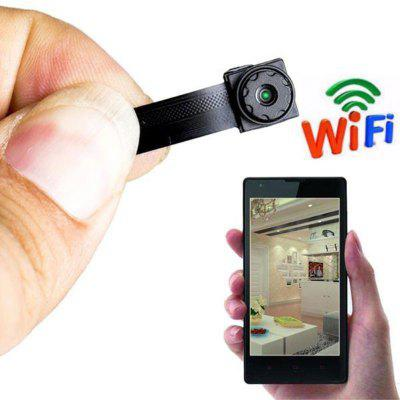 Mini Micro DVR Wireless Camera Webcam WIFI Portable Live Cam