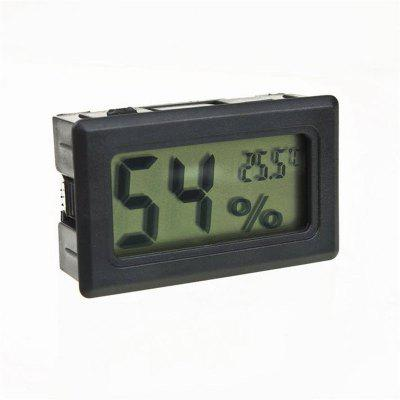 Mini LCD Digital Thermometer Hygrometer Temperature Humidity Meter