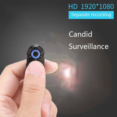 1080P Mini Camera Wireless WIFI Webcam Infrared Night Vision Live Cam Motion Detection DV Portable