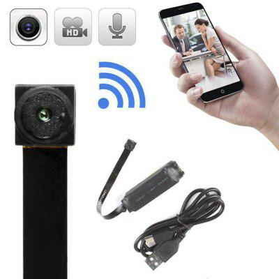 Wireless Webcam Camera Mini Micro DVR WIFI Portable Live Cam