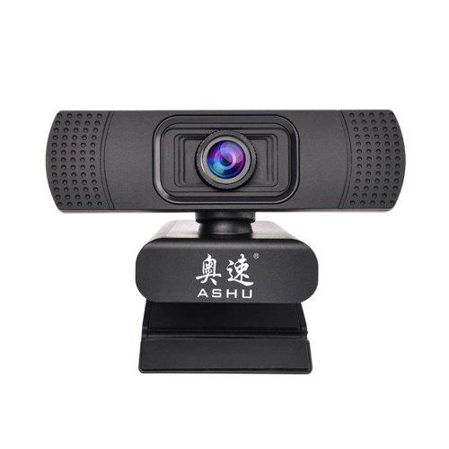 HD 50MP  USB 2.0 Webcam Camera Clip-on for PC Computer Laptops