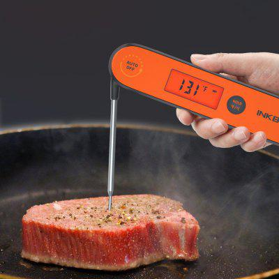 Inkbird Digital Instant Read Meat Thermometer Calibration IHT-1P Waterproof Rechargeable