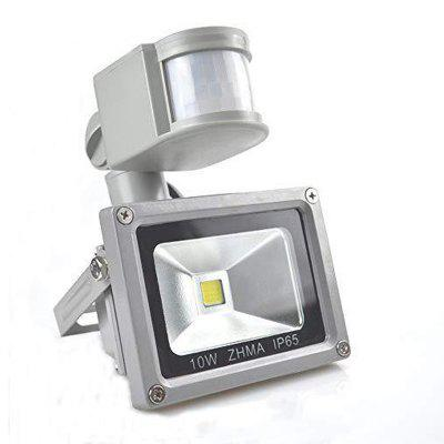 Pir Security Lights Outdoor Lighting Sensor 6000K Spotlight