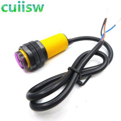 10PCS E18-D80NK Adjustable Infrared Optical Sensor Switch 3-80cm Infrared Sensor Switch