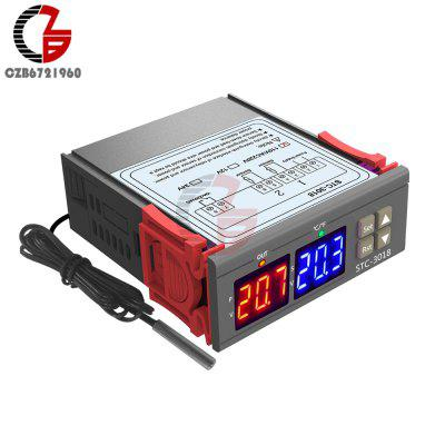 STC-3018 AC 110V-220V Digital Temperature Controller Thermostat Thermometer Temperature Calibrator