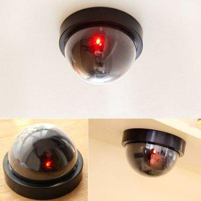 Wireless Simulation Video Surveillance Virtual Webcam Camera Virtual Dome Camera Flashing Red LED