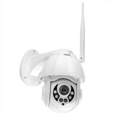 K38D 1080P Wireless IP Webcam Camera Face Detect Auto Tracking 4X Zoom Two-Way Audio