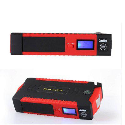 82800mAh 4USB Car Jump Starter Multifunction Emergency Charger Battery Power Bank Pack