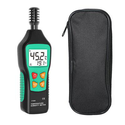 Mini Handheld Weather Station Wet Bulb Dew Point Meter with Backlight TP899