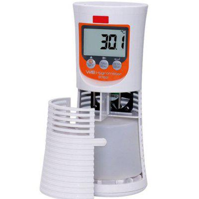 AZ8762 Dry And Wet Bulb Thermometer Greenhouse Measurement Industrial Grade Digital Bulb