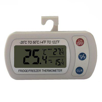 Household Electronic Thermometer Refrigerator Ice Cabinet Thermometer Maximum and Minimum Memory