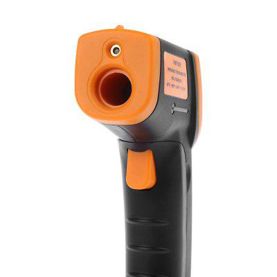 Digital Laser Infrared Thermometer Measures Instrument LCD Pyrometer Temperature Tool