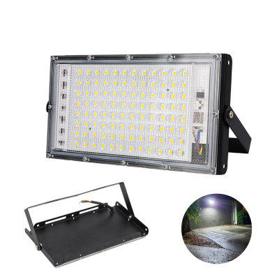 100W 220V LED Floodlight Outdoor Floodlight Spotlight IP65 Waterproof Street Lamp