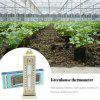 Maximum Minimum Thermometer Indoor Outdoor Greenhouse Wall Temperature Monitor -40 to 50 Degree