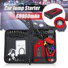 69800mAh 4 USB Car Jump Starter Pack Portable Charger Booster Power Bank Battery82800mAh 4 USB Car J