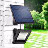 Solar Flood Light With Solar Panel Cord Lamp Landscape Solar LED Light Security For Outdoor Lighting