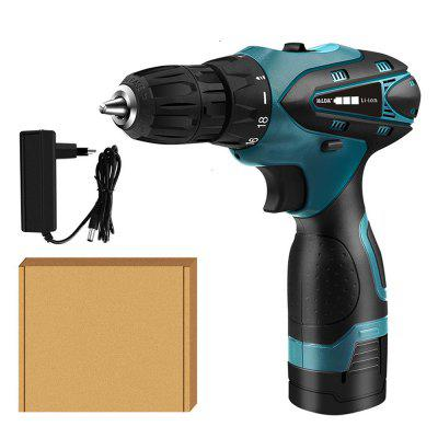 16.8V LED Electric Screwdriver Battery Screwdriver Cordless Drill Power Driver Drill Tools