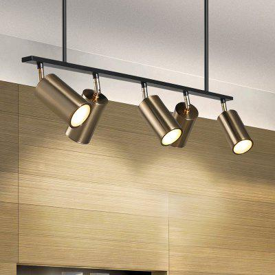 Europe Nordic Small Copper Brass Pendant Light LED Golden Modern Pendant Lamp